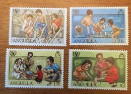 Anguilla - MNH** - 1981  - # 448/451 - Anguilla (1968-...)