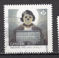 Canada, Hotel Hanté, Haunted Hotel, Crâne, Skull, Lune, Moon, Tourisme - Settore Alberghiero & Ristorazione