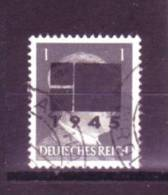 Netzschkau Nr. 1 II B  O  Rückseite Schrift ( A8971 ) Siehe Scan - Zone Soviétique