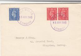 G.B. / London / Australia / R.A.A.F. - 1902-1951 (Kings)