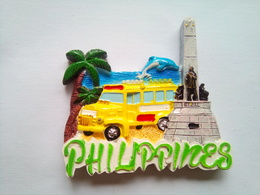 Yellow Jeep, Rizal Shrine, Philippines - Tourism