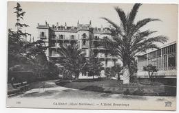 CANNES - N° 128 - L' HOTEL BEAURIVAGE - CPA NON VOYAGEE - Cannes