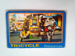 Tricycle , Philippines - Tourisme