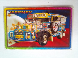 Jeepney Philippines - Tourisme