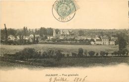 WW 03 JALIGNY. Vue Sur Le Village 1906 - Autres Communes