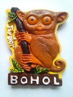 Bohol Tarsier - Tourism