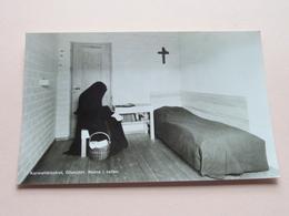 Karmelitklostret, Glumslöv, Nunna I Cellen / Gantofta ( Copyright EKO Foto ) Anno 19?? ( Zie/voir Photo ) ! - Suède