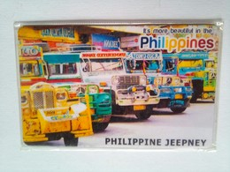 Philippine Jeepney - Tourism