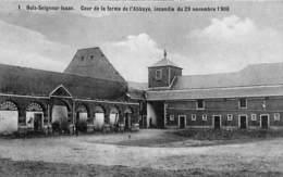 Bois Seigneur Isaac - Courd De La Ferme De L'Abbaye, Incendie 1908 - Eigenbrakel