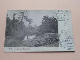 O RIO LOANGO NO CHIMBETE () Anno  1913 ( See Photo ) ! - Angola