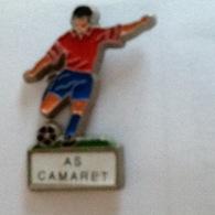 PIN'S FOOTBALL CLUB  DE CAMARET EN FINISTERE - Football