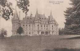 Ochamps - Domaine De Roumont - Le Château - Circulé - TBE Sauf Dos - Libin - Libin