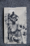 CONAKRY - Jeune Fille SOUSSOU - Guinea