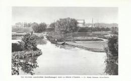 1952 - Héliogravure - Amiens (Somme) - Les Hortillonnages - FRANCO DE PORT - Vecchi Documenti