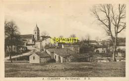 88 Claudon, Vue Générale, Cliché Pas Courant - Altri Comuni