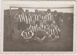 16 Confolens  Ssc  Photo Equipe De Football 1936 - Confolens