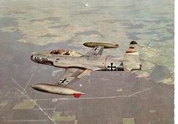 1---Avion  LOCKHEED T 33 De L'armée Allemande - 1946-....: Era Moderna
