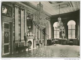 Berlin - Pfaueninsel - Schloss - Großer Saal - Foto-AK 50er Jahre - Wannsee