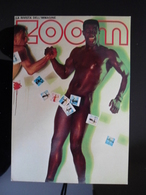 ZOOM Mgazine Carte Postale - Advertising