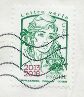 2018 - Marianne De Ciappa Surchargé 2013-2018 - France