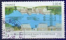 Used France 2012, Nancy-Luneville 1V. - Usati