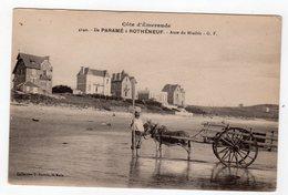 De Parame à Rotheneuf - Anse Du Minihic , Attelage âne - 35 - - Parame