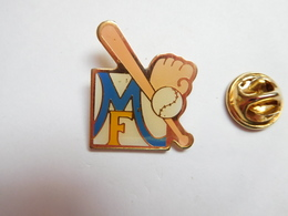 Beau Pin's , Baseball , MF , Marshall Fundamental Baseball ?? - Baseball