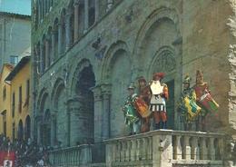 Arezzo (Toscana) Giostra Del Saracino - Il Bando, Saracen's Tournement - The Proclamation - Arezzo