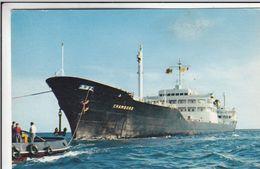 Cp , TRANSPORTS , LE CHAMBORD, Tanker De 33 000 Tonnes De La Sté Des Pétroles B.P. - Pétroliers