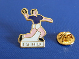 Pin's Handball Hand Ball - ISBH (PW31) - Handball