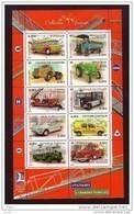 France Bloc Feuillet Neuf Luxe ** 2003 N° 63 Pompier Ambulance Citroen DS Faciale 2.50€ Lot Vendu Sous Faciale - Neufs