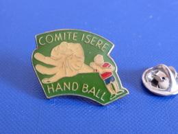 Pin's Handball Hand Ball - Club Comité Isère (PW35) - Handball