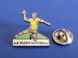 Pin's Handball Hand Ball - Club AS Pagny (PW38) - Pallamano