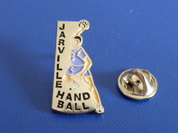 Pin's Handball Hand Ball - Club Jarville (PW39) - Handball