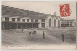 CPA 69 LYON La Gare De Vaise - Altri