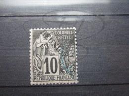 VEND BEAU TIMBRE DE LA REUNION N° 21 !!! - Réunion (1852-1975)