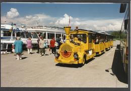 Austria, Linz, Amusement Train, 1997. - Trains