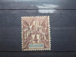 VEND BEAU TIMBRE DE LA REUNION N° 34 !!! - Réunion (1852-1975)