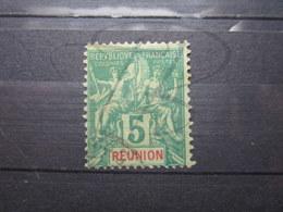VEND BEAU TIMBRE DE LA REUNION N° 35 !!! (a) - Réunion (1852-1975)