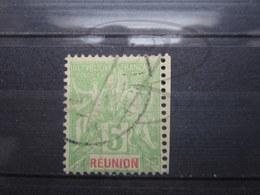VEND BEAU TIMBRE DE LA REUNION N° 46 !!! - Réunion (1852-1975)