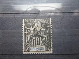VEND BEAU TIMBRE DE LA REUNION N° 36 !!! - Réunion (1852-1975)