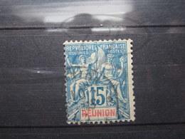 VEND BEAU TIMBRE DE LA REUNION N° 37 !!! - Réunion (1852-1975)
