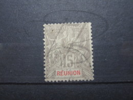 VEND BEAU TIMBRE DE LA REUNION N° 48 !!! (b) - Réunion (1852-1975)