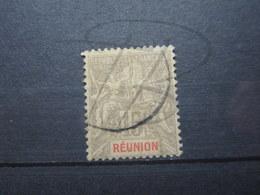 VEND BEAU TIMBRE DE LA REUNION N° 48 !!! (a) - Réunion (1852-1975)