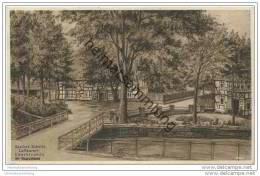 Oberkirchen - Gasthof Schütte - Künstlerkarte - Schmallenberg