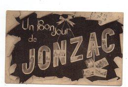 Jonzac. Un Bonjour De Jonzac. - Jonzac