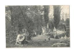 La Louvière - Château Boch, Intérieur Du Parc (1911). - La Louvière