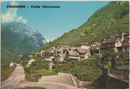 Vogorno - Valle Verzasca - Photo: Garbani - TI Tessin