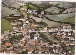 12 - TOURNEMIRE (Aveyron) - Vue Générale Aérienne Et Le Pensionnat Notre-Dame - 1966 - France