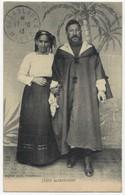 Juifs Marocains Jewish Judaica Postcard Maroc Casablanca 1913 - Juif Juive Jude Judaika - Judaisme